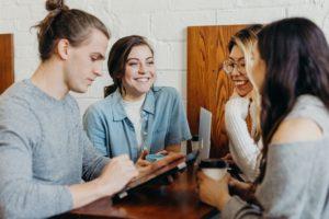 kundenzentrierte Kommunikation